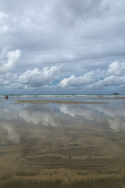 Mary Fletcher | Polzeath Beach, Cornwall