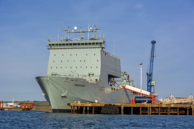 Mary Fletcher | RFA Mounts Bay