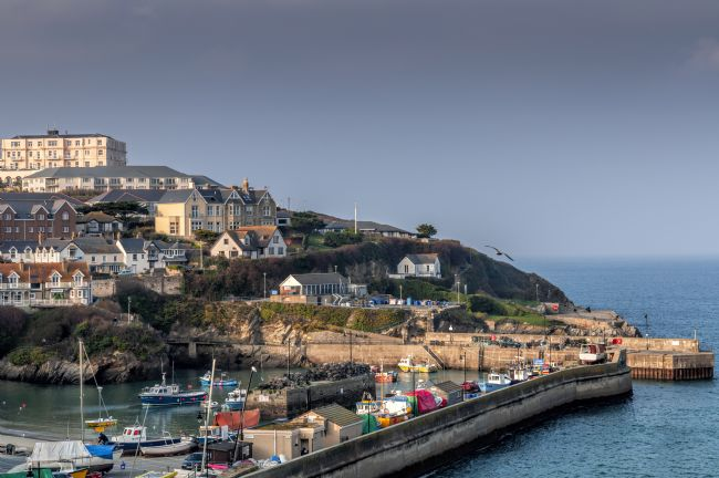 Mary Fletcher | Newquay Harbour