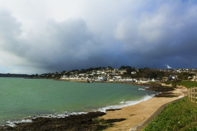 Mary Fletcher | St Mawes in winter