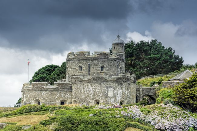 Mary Fletcher | St Mawes Castle