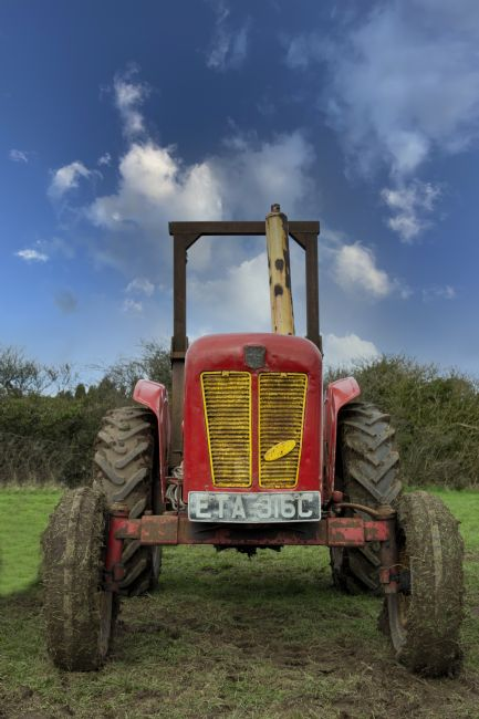 Mary Fletcher | DB Tractor