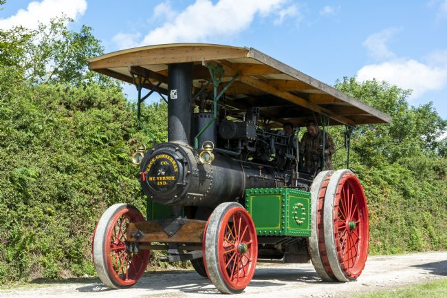 Mary Fletcher | Steam Engine