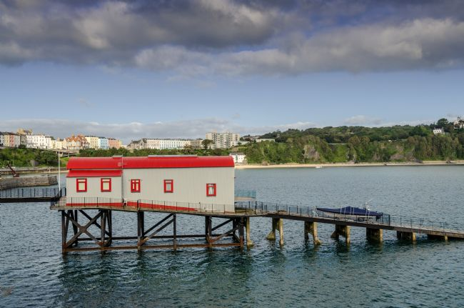 Mary Fletcher | The Old Lifeboat Station, Tenby
