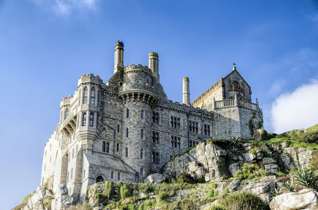 Mary Fletcher | St Michaels Mount Castle