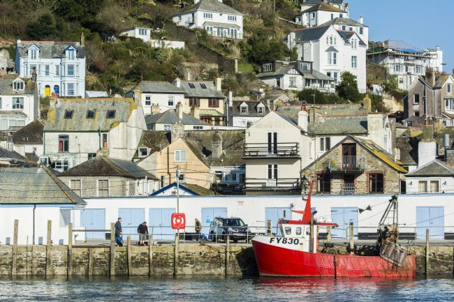 Mary Fletcher | Looe Harbour