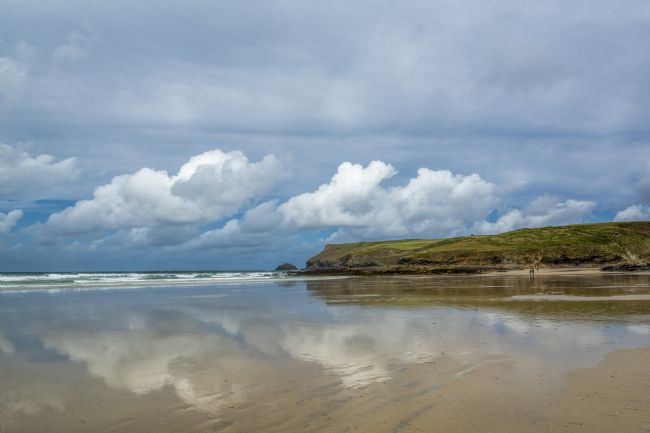 Mary Fletcher | Polzeath Beach