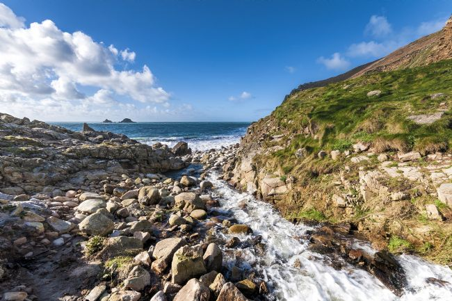 Mary Fletcher | Porth Nanven Cove