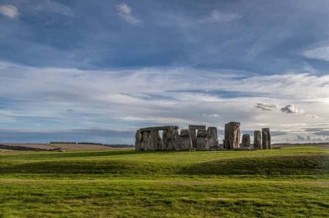 Mary Fletcher | Stonehenge