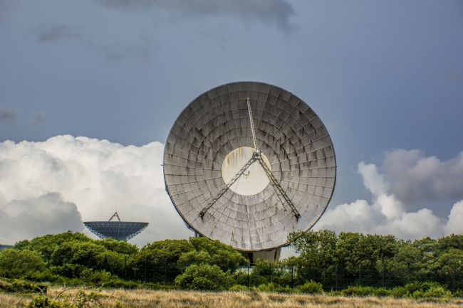 Mary Fletcher | Merlin, Goonhilly Earth Station
