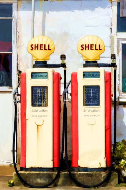 Mary Fletcher | Shell Gas