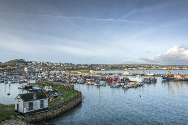 Mary Fletcher | Newlyn Harbour, Cornwall