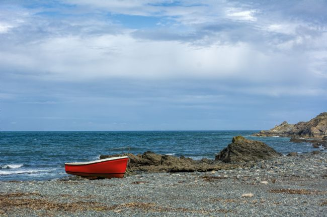 Mary Fletcher | Red Boat Porthallow