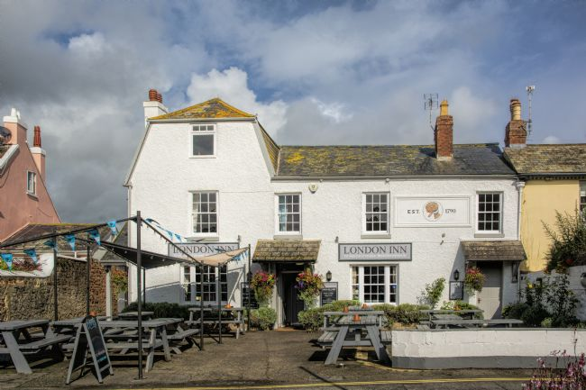 Mary Fletcher | London Inn, Shaldon