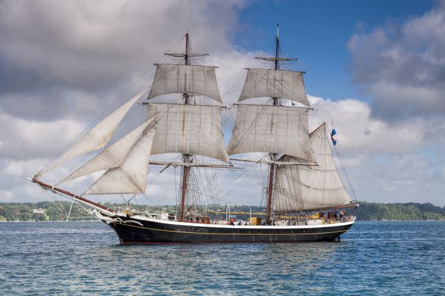 Mary Fletcher | Tallship Morgenster