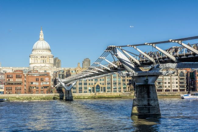 Mary Fletcher | Millenium Bridge