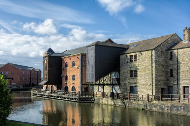 Mary Fletcher | The Orwell, Wigan Pier