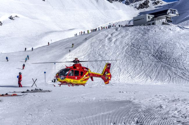 Mary Fletcher | Austrian Air Ambulance