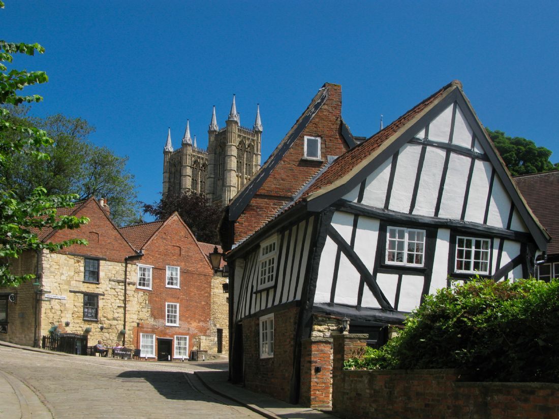 Chris Langley | The Crooked House, St Martin's Lane, Lincoln