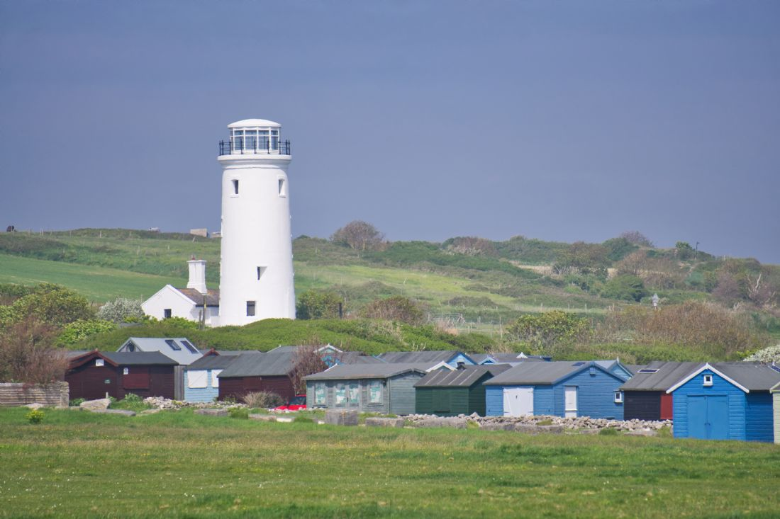 Chris Langley | Bird Observatory at Portland Bill, Dorset