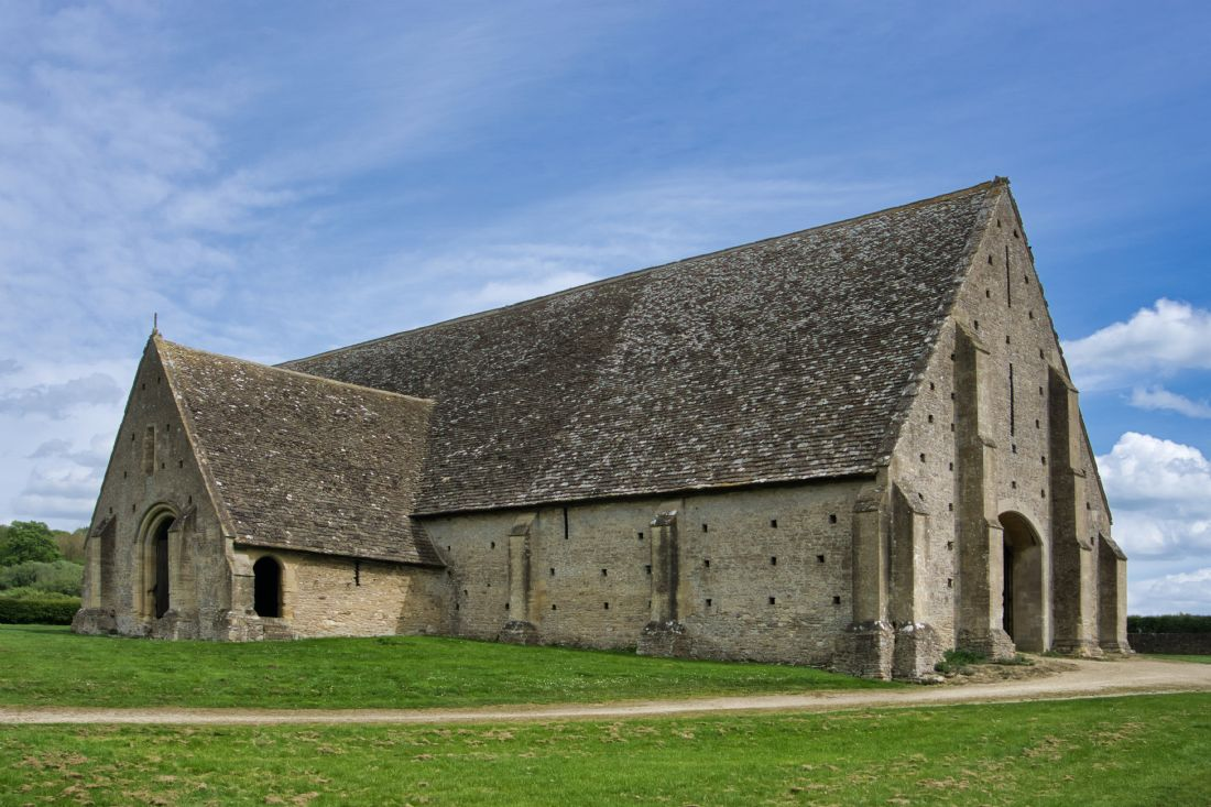 Chris Langley | Cotswold Tithe Barn - 15th Century