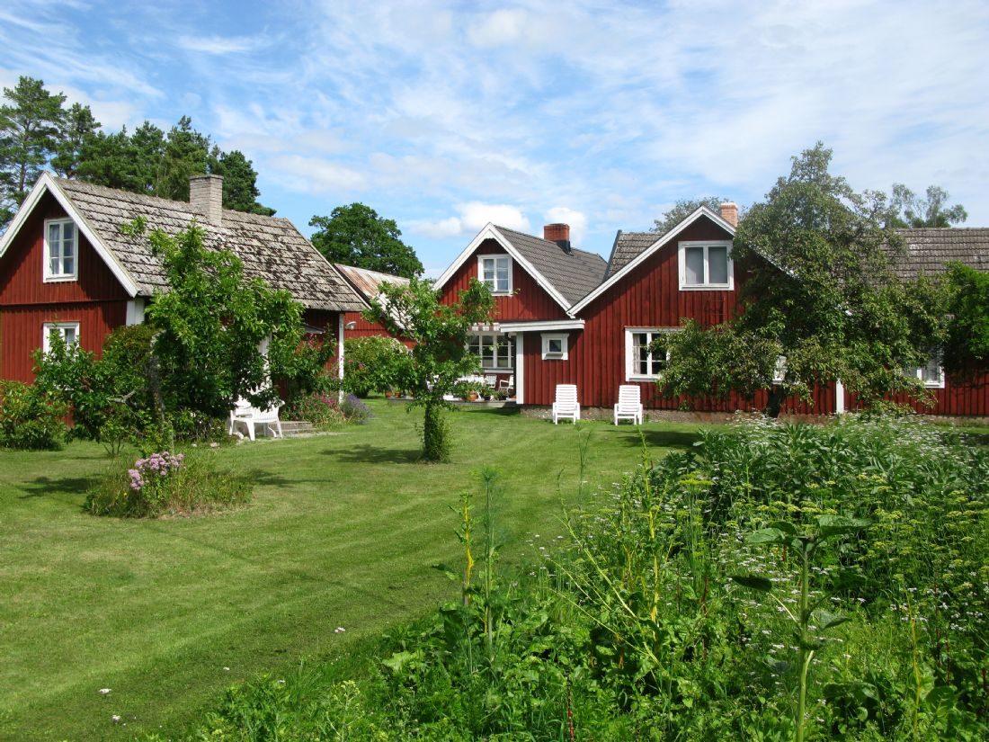 Chris Langley | The Fjellström Home Farm