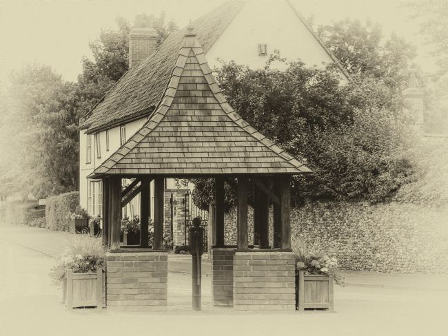 Chris Langley | Chippenham Village Water Pump, Cambridgeshire