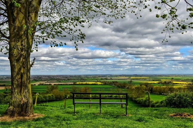 Chris Langley | View from Waddington Hill