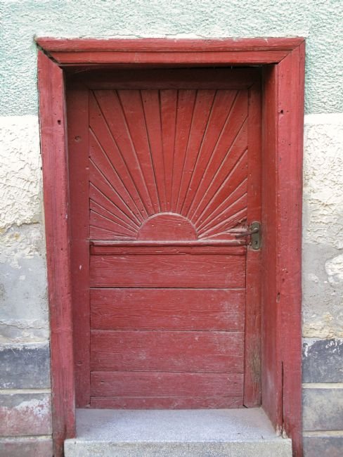 Chris Langley | Door, Sebesu de Jos, Transylvania, Romania 3