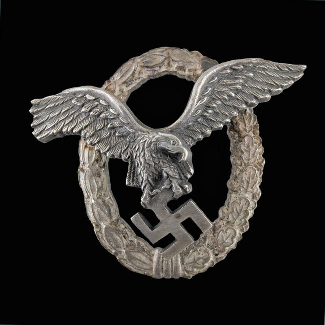 Chris Langley | Germany Luftwaffe Pilot Badge 1936-1945