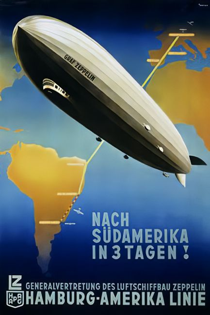 Chris Langley | The Graf Zeppelin