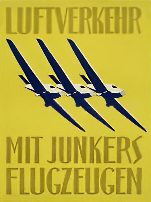 Chris Langley | Fly with Junckers Aircraft c1935, Germany