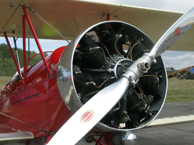 Chris Langley | The Mighty Radial Aero Engine