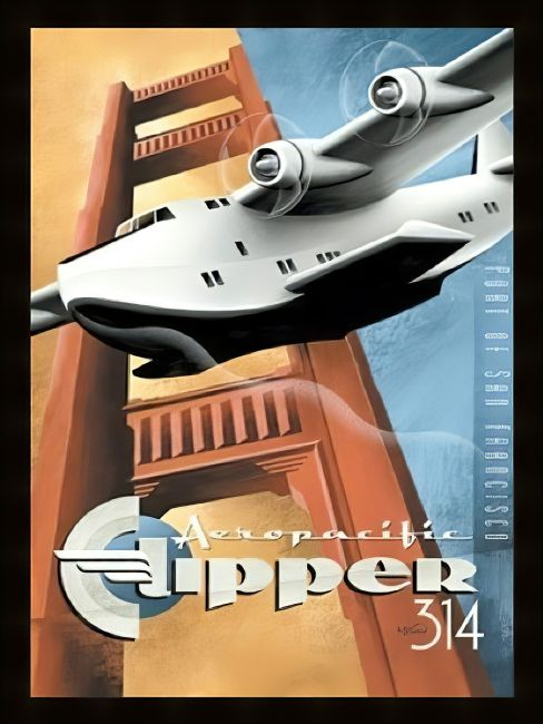Chris Langley | AeroPacific Clipper 314