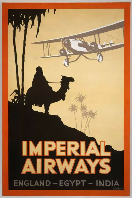 Chris Langley | Imperial Airways and Camel