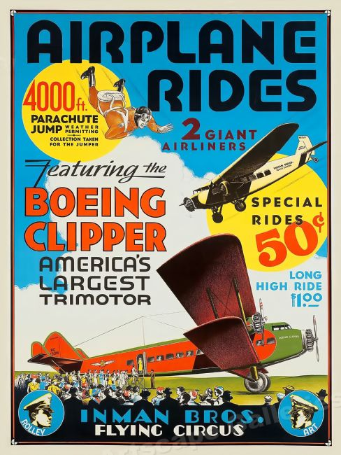 Chris Langley | Boeing Clipper TriMotor