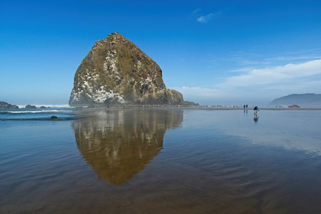 Chris Langley | Haystack Rock, Cannon Beach, Oregon, USA