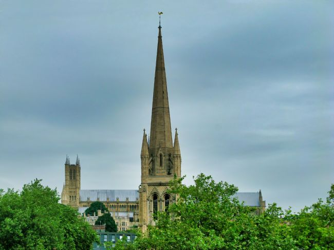 Chris Langley | Lincoln Cathedral and St Swithins merged