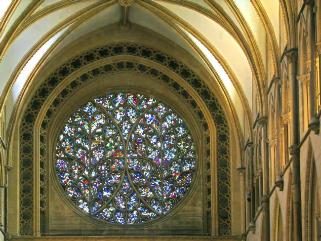 Chris Langley | The Bishop's Eye, Lincoln Cathedral