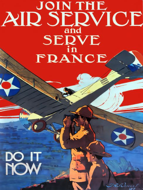 Chris Langley | Serve in France 1917
