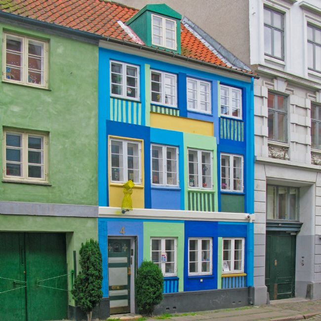 Chris Langley | Happy House in Copenhagen, Denmark