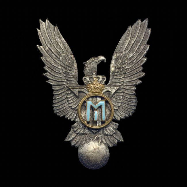Chris Langley | Romanian Air Force Pilot Badge - Transitional 1927-1930