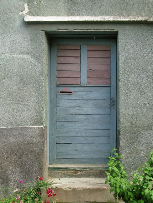 Chris Langley | Door, Sebesu de Jos, Transylvania, Romania 1