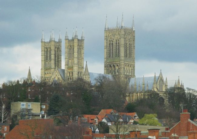 Chris Langley | Lincoln Cathedral viewed from the South-West