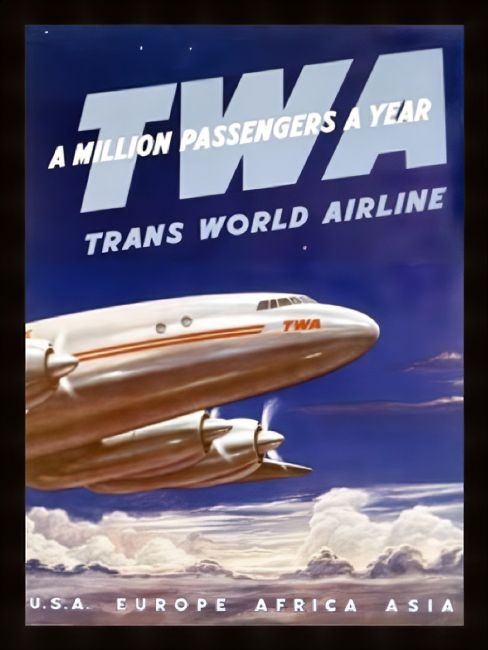 Chris Langley | Trans World Airline