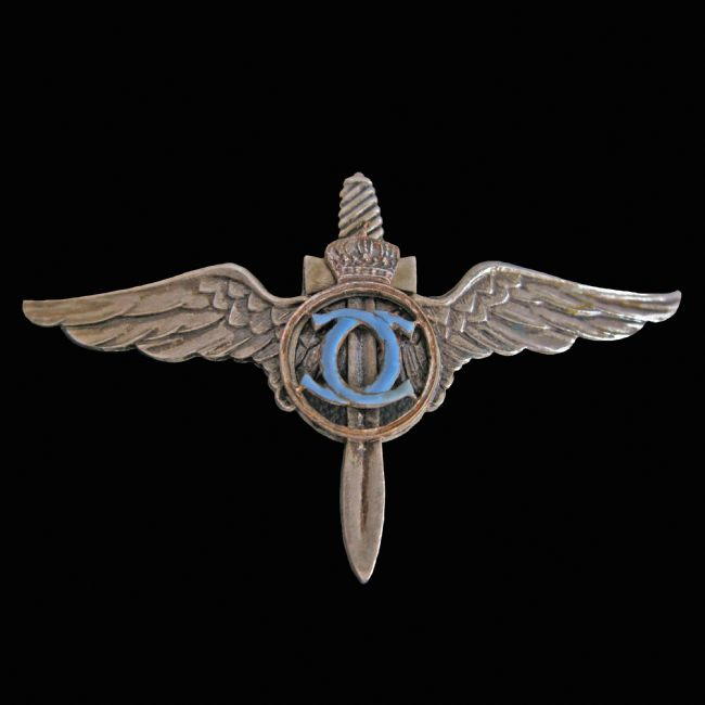 Chris Langley | Romanian Air Force Pilot Badge  1930 -1940