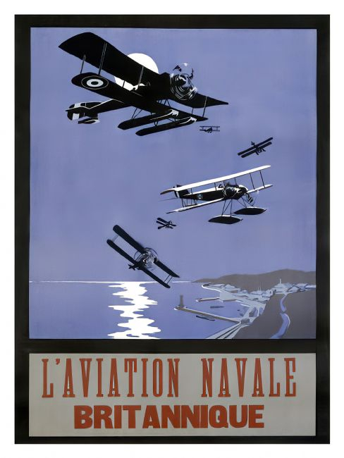 Chris Langley | British Naval Aviation in France