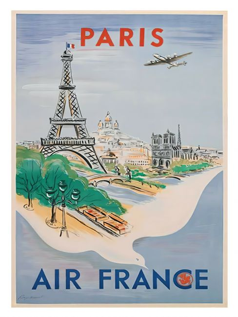 Chris Langley | Paris - Air France