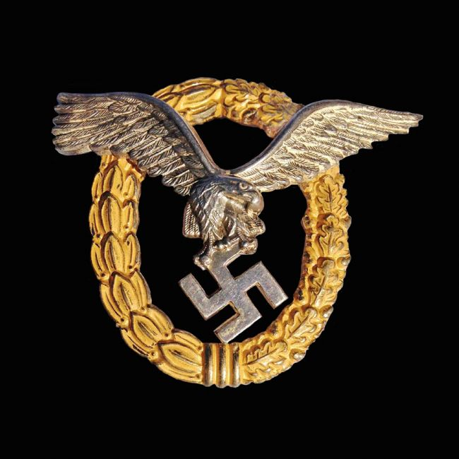 Chris Langley | Germany Pilot/Observer badge 1936-1945
