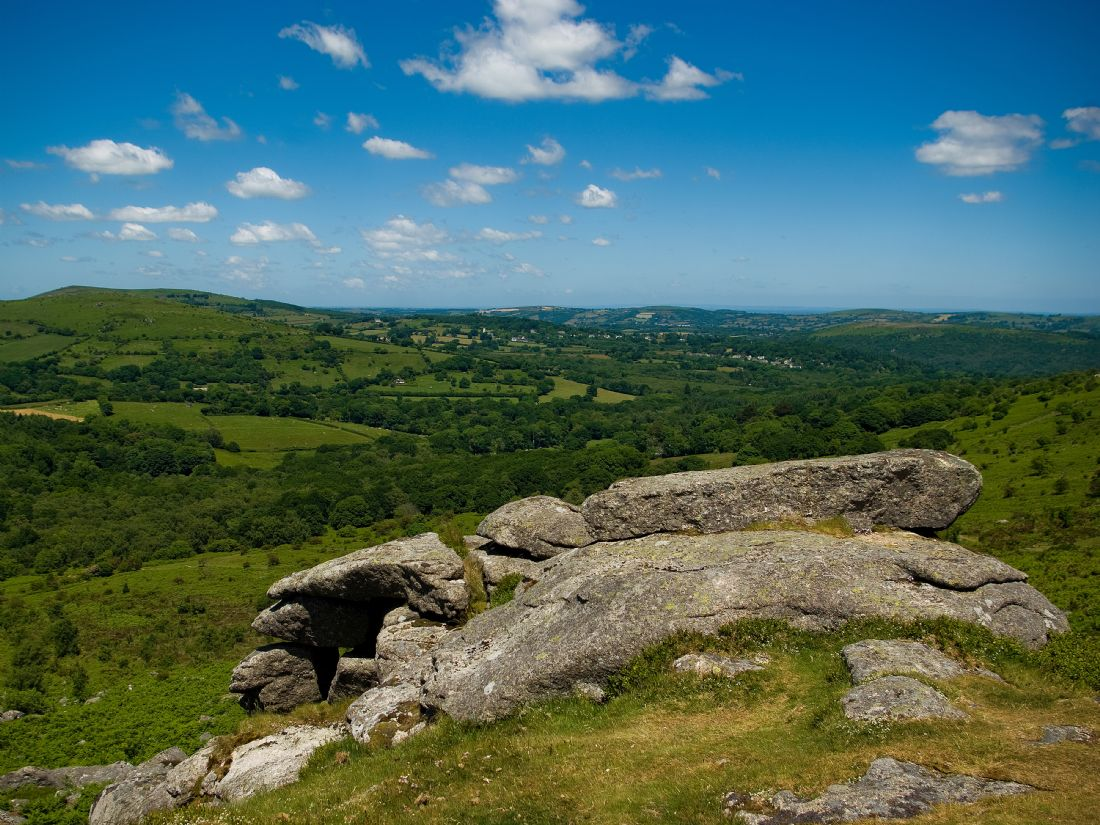 Jay Lethbridge | Views across Dartmoor